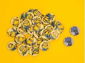 ミニオン バナナゲームの画像