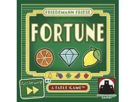 緑のカジノロワイヤル(Fast Forward: FORTUNE)