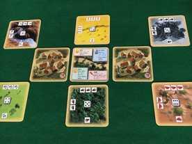 カタンの開拓者たち:カードゲームの画像