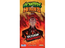 モンスターズvsヒーローズ:ヴィクトリア朝の悪夢(Monsters vs. Heroes: Victorian Nightmares)