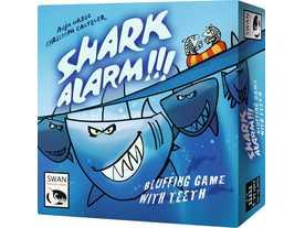 サメ警報の画像