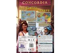 コンコルディア:バレアリカ&キュプロスの画像