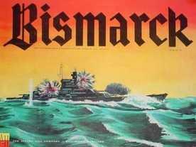 戦艦ビスマルクの戦いの画像