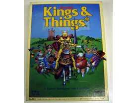 魔法の軍団(Kings & Things)