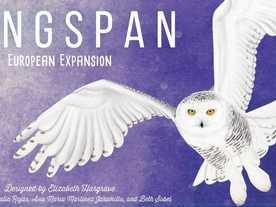ウイングスパン:欧州の翼(拡張)(Wingspan: European Expansion)