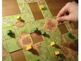カルカソンヌ:宿舎と大聖堂(追加キット1) / 湖畔の宿と大聖堂 / 騎士と湖(Carcassonne: Expansion 1 – Inns & Cathedrals / Die Erweiterung)