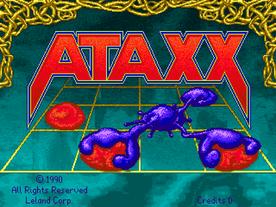 アタックス(Ataxx)