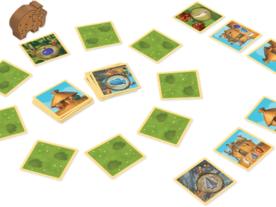 ストーンエイジジュニア:カードゲームの画像