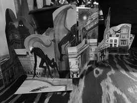 フォトムズ クトゥルフの迫る街の画像