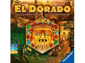 エルドラド:ゴールデン・テンプルズ(The Quest for El Dorado: The Golden Temples)