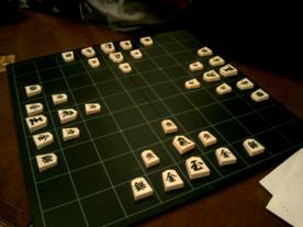 四人将棋(4 Players Shogi )