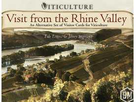 ワイナリーの四季:ラインガウ(拡張)(Viticulture: Visit from the Rhine Valley)