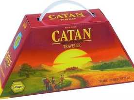 カタン:トラベラー版(Catan: Traveler – Compact Edition)