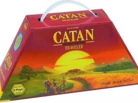 カタン:トラベラー版(Catan: Traveler – Compact Edition)