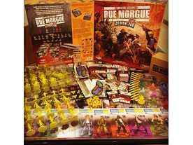 ゾンビサイド:シーズン3 ル・モルグ(Zombicide Season 3: Rue Morgue)