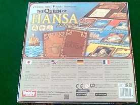 ハンザの女王の画像