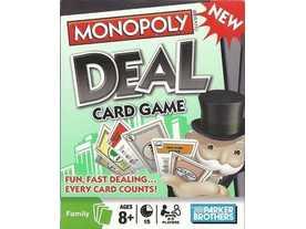 モノポリー・ディール・カードゲーム(Monopoly Deal Card Game)