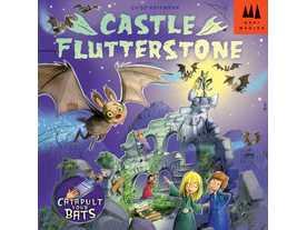コウモリ城 / キャッスルフラッターストーン(Castle Flutterstone / Burg Flatterstein)