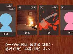 探偵たちの長い夜(Tantei Tati no Nagai Yoru)