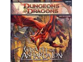 ダンジョンズ&ドラゴンズ:ラス・オブ・アシャーダロン・ボードゲーム(Dungeons & Dragons: Wrath of Ashardalon Board Game)