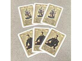 ナヴェガドール:海賊と外交官(拡張)(Navegador: Pirates & Diplomats)