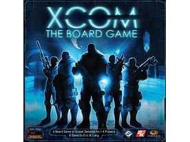 XCOM ボードゲームの画像