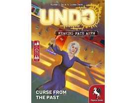 アンドゥ-新たな運命の織り手:過去からの呪い(Undo: Curse from the Past)