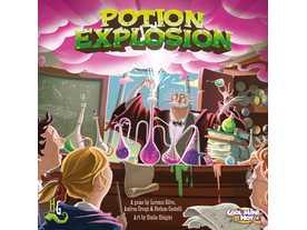 ポーションエクスプロージョン(Potion Explosion)