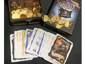 スカルキング:レジェンド(Skull King Card Game + Legendary Expansion)