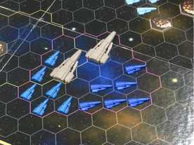 星界の戦い(Battle Beyond Space)