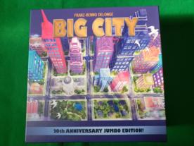 ビッグシティ:20 周年記念版(Big City: 20th Anniversary Jumbo Edition!)