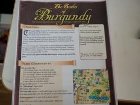 ブルゴーニュ(The Castles of Burgundy /  Die Burgen von Burgund)