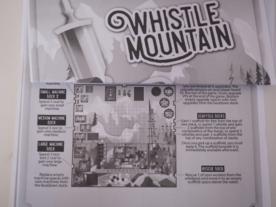 ホイッスル・マウンテン(Whistle Mountain)