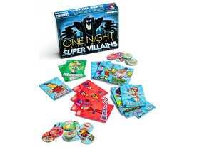 ワンナイト・アルティメット・スーパー・ヴィランズ(One Night Ultimate Super Villains)