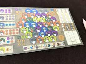 ブルゴーニュ:ダイスゲーム(The Castles of Burgundy: The Dice Game)