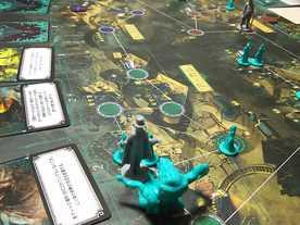 パンデミック:クトゥルフの呼び声(Pandemic: Reign of Cthulhu)