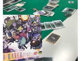 モンスターメーカー(新版)(Monster Maker: New Edition)