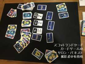 スコットランドヤード カードゲーム(Scotland Yard: Das Kartenspiel)