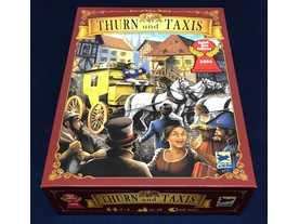 郵便馬車(Thurn and Taxis)