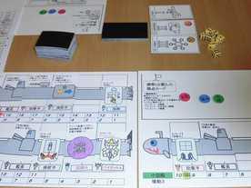 宇宙戦艦開発大戦(Space Ship Development War)