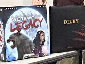 究極の人狼レガシー(Ultimate Werewolf Legacy)