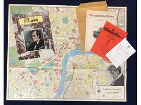 シャーロックホームズ:10の怪事件(Sherlock Holmes: Criminal Cabinet)
