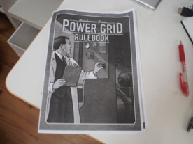 電力会社 充電完了!(Power Grid: Recharged)