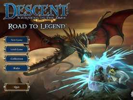 ディセント:第2版(Descent: Journeys in the Dark (Second Edition))