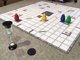 ハイパーロボット(Rasende Roboter)
