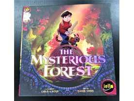 ミステリアス・フォレスト(The Mysterious Forest)