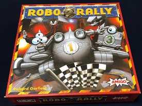 ロボラリー(Robo Rally)
