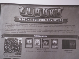 クランク!(Clank!: A Deck-Building Adventure)