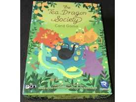 ティードラゴンソサエティー(The Tea Dragon Society Card Game)