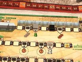 ロシアンレールロード(Russian Railroads)
